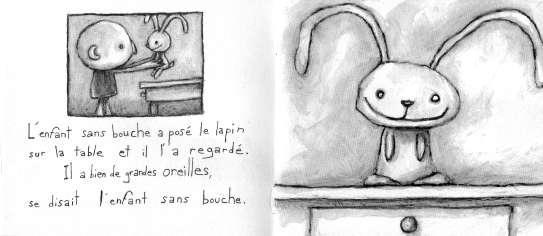 L'ENFANT SANS BOUCHE - a film by Pierre-Luc GRANJON - (2005 / France) - image 5
