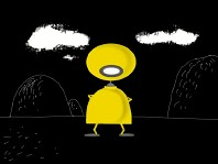 SPACE INVADER - an animation film by Anton SETOLA (2004 - Holland) - image