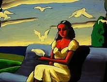 La jeune fille et les nuages -un film de Georges SCHWIZGEBEL en DVD (2000)