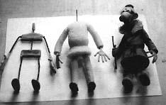 Quelques marionnettes