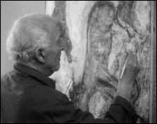 Chagall, à la Russie aux ânes et aux autres (2003, 52 min) - a documentary by François LÉVY-KUENTZ - photogram