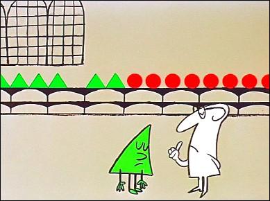 L'HISTOIRE D'UN INSECTE (Jozsef Nepp, 1963)