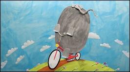Le vélo de l'éléphant (a film by Olesya Shchukina - 2014)