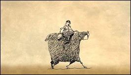 Drunker than a Skunk (a film by Bill Plympton - 2012)