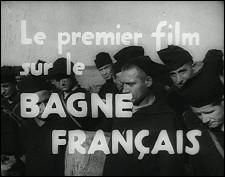 AUTOUR D'UNE ÉVASION (1931, 65mn) - a film by BRUNIUS - frame