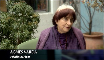 Agnès VARDA - Photographic portrait