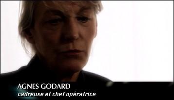 Agnès GODARD - Photographic portrait