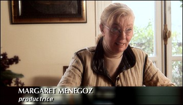Margaret MENEGOZ - Photographic portrait