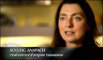 Solveig ANSPACH - Portrait photographique