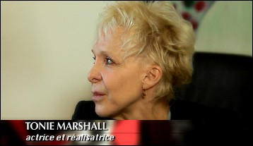 Tonie MARSHALL - Portrait photographique