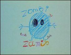Zombi et tous ses amis - image du film de Serge Elissalde