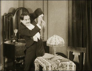BE MY WIFE (Soyez ma femme - 1921) - un film de Max LINDER - Photogramme
