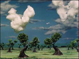 LES OISEAUX BLANCS Un film d'animation iranien de Abdollah ALIMORAD