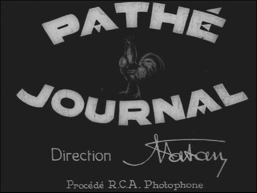 Logo Actualités PATHÉ