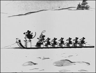 WHEN WINTER COMES - A film by Paul TERRY (1924)