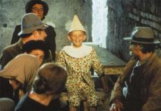 LES AVENTURES DE PINOCCHIOUn film de Luigi COMENCINI (Italie - 1972)