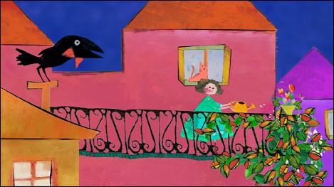 LE MARIAGE DU CORBEAU (Crow's wedding) Directed by Mahin Javaherian (2012)
