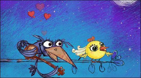 LE MARIAGE DES OISEAUX (Birds wedding) Directed by Mahin Javaherian (2012)
