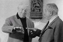 Jean GABIN & Jacques Prévert