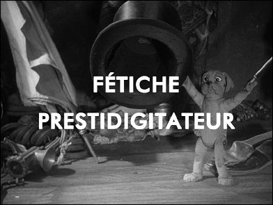 FÉTICHE PRESTIDIGITATEUR (1934) un film de Ladislas STAREWITCH - photogramme