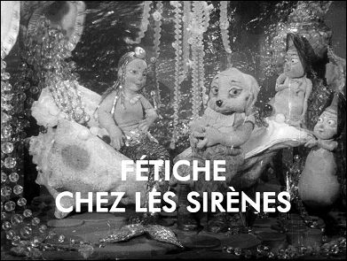 THE MASCOT AND THE MERMAIDS (1937) a film by Ladislas and Irène STAREWITH - photogram