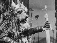 LE LION ET LE MOUCHERON (1932) un film de Ladislas STAREWITH - photogramme