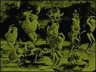 LES GRENOUILLES QUI DEMANDENT UN ROI (1922) un film de Ladislas STAREWITH - photogramme