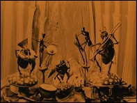 LA CIGALE ET LA FOURMI (1927) un film de Ladislas STAREWITH - photogramme