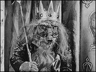 LE LION DEVENU VIEUX (1932) un film de Ladislas STAREWITH - photogramme