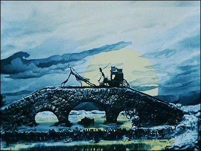 DANS LES GRIFFES DE L'ARAIGNÉE (1920) un film de Ladislas STAREWITCH - photogramme