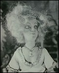 Mary PICKFORD - a ciné-marionnette by Ladislas STAREWITCH