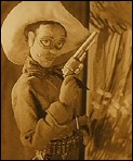 Tom MIX - a ciné-marionnette by Ladislas STAREWITCH