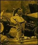 Eric CAMPBELL - a ciné-marionnette by Ladislas STAREWITCH
