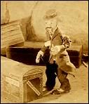 Ben TURPIN - a ciné-marionnette by Ladislas STAREWITCH