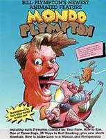 MONDO PLYMPTON - Affiche américaine
