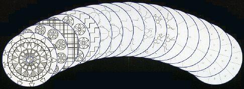 Des disques supplémentaires du STROBOTOP™ LightPhase Animator