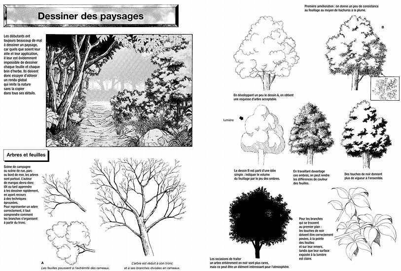 Book Le Dessin De Manga Volume 03 Mouvement Decor Scenario