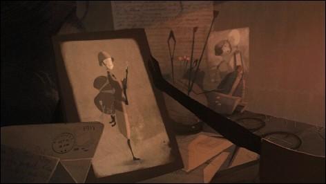TROIS PETITS POINTS (2010) Directed by Lucrèce ANDREAE, Alice DIEUDONNÉ, Tracy NOWOCIEN, Florian PARROT, Omélie PRIOUL et Rémy SCHAEPMAN : film frame