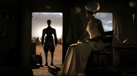 LIEN (2010) Directed by Julien CHANSON, Carole CYRILLE, Thomas ADAM et Yancouba DIEME : film frame