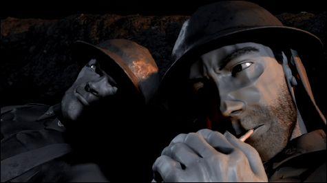 POPPY (2009) Directed by James CUNNINGHAM : film frame