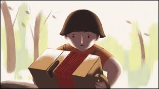 L'HISTOIRE DU PETIT PAOLO - a film by Nicolas LIGUORI (France - 2011) - image 4