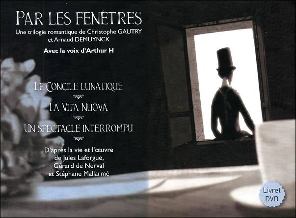 PAR LES FENÊTRES - book cover