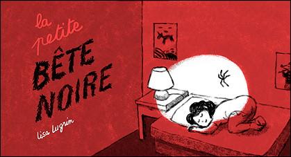 LA PETITE BÊTE NOIRE - Verso