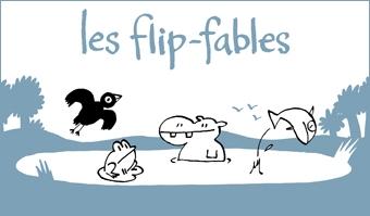 Les flip-fables d'Otto T.