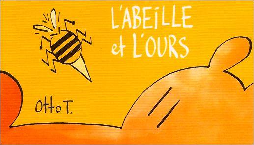 L'ABEILLE ET L'OURS