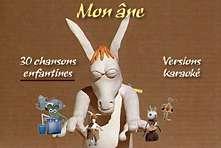MON ANE - Une série de Pascal LE NÔTRE (France) - visuel du menu du DVD