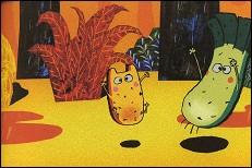 PATATE-un flip-book d'après le film Patate et le jardin potager de Benoît CHIEUX et Damien LOUCHE-PELISSIER- Image 4
