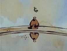 Le moine et le poisson - Michael Dudok de Wit (1994)