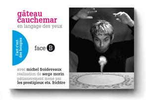 ANNIVERSAIRE CAUCHEMAR un flip-book de Serge MORIN (2006 / France) - Couverture Recto