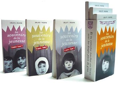 Un recueil de souvenirs de jeunesse par Serge MORIN (2006 / France)